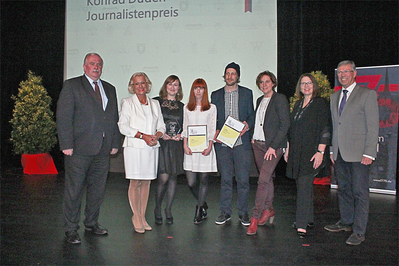 PCN - Konrad-Duden-Journalistenpreis 2016 k