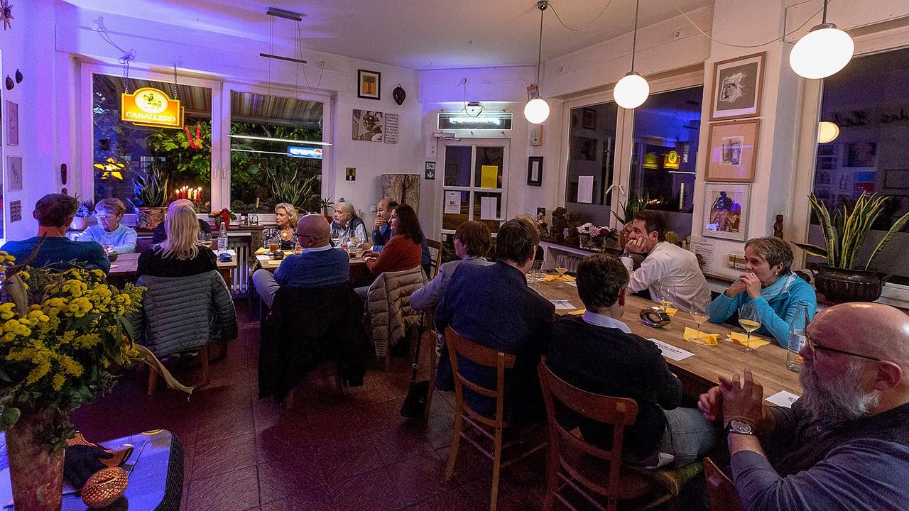 Weitere Fotos des Krimi-Dinners