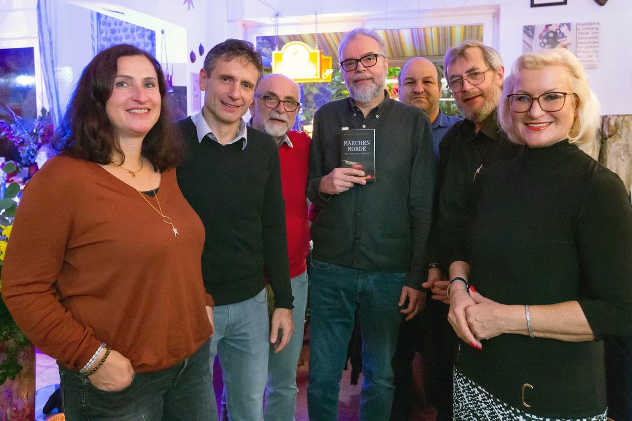 Erfolgreiche Premiere des Krimi-Dinners des Presseclubs Niederrhein