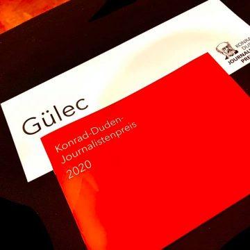 Konrad-Duden-Journalistenpreis 2020