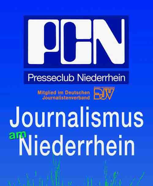 Dank des Presseclubs Niederrhein